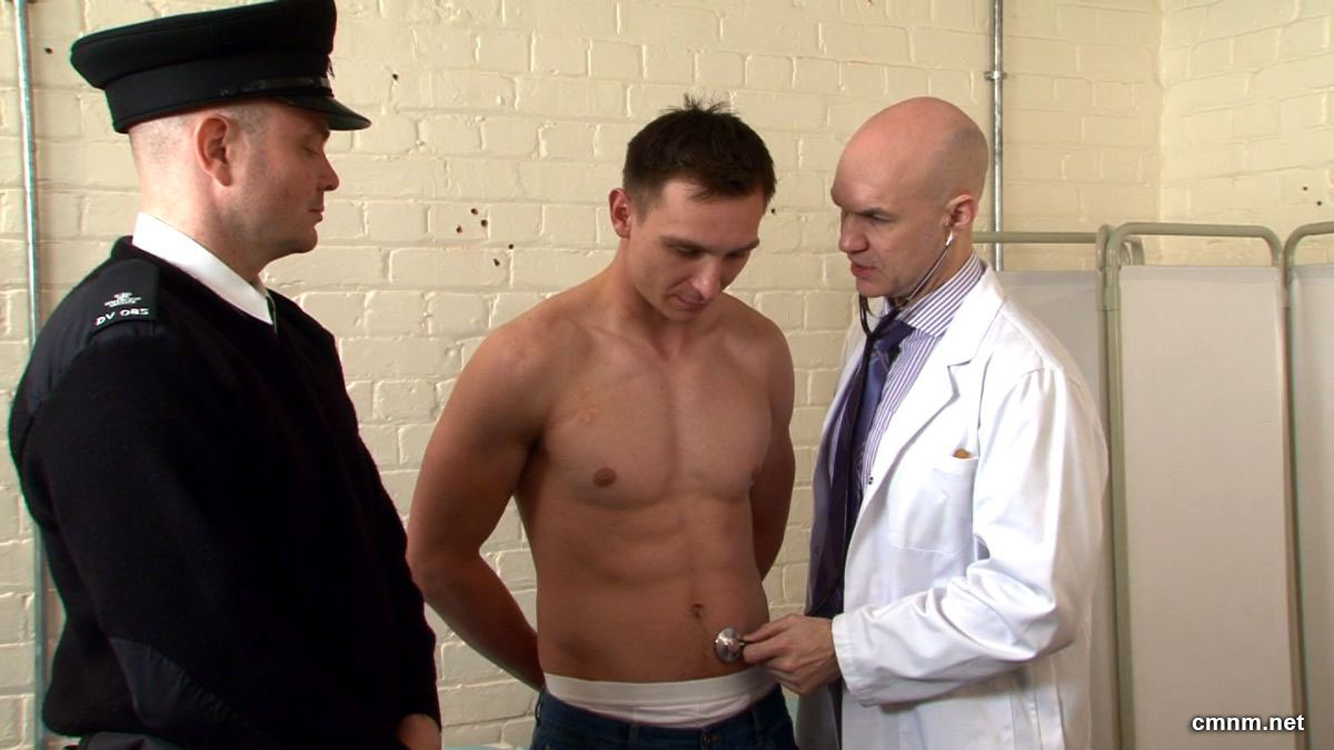 Nude men doctors gay xxx preston stopped by