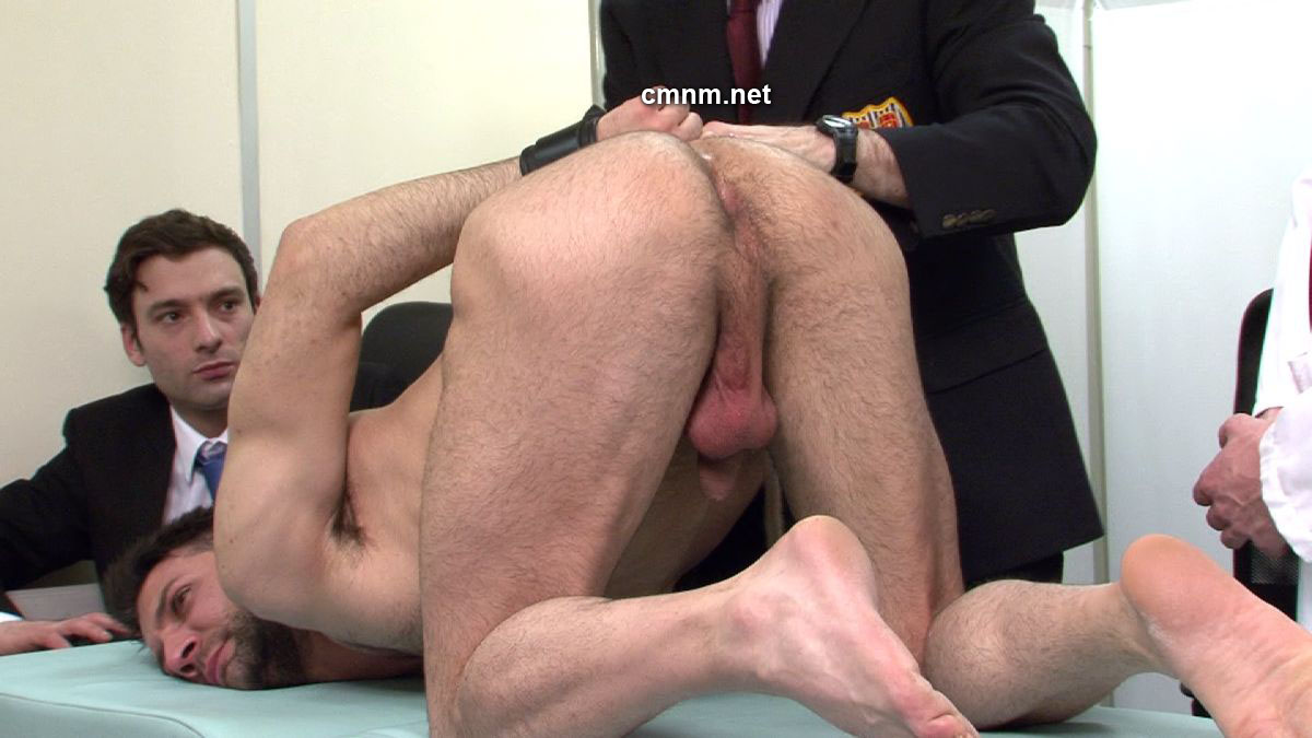 Men medical exam gay fetish xxx dr james