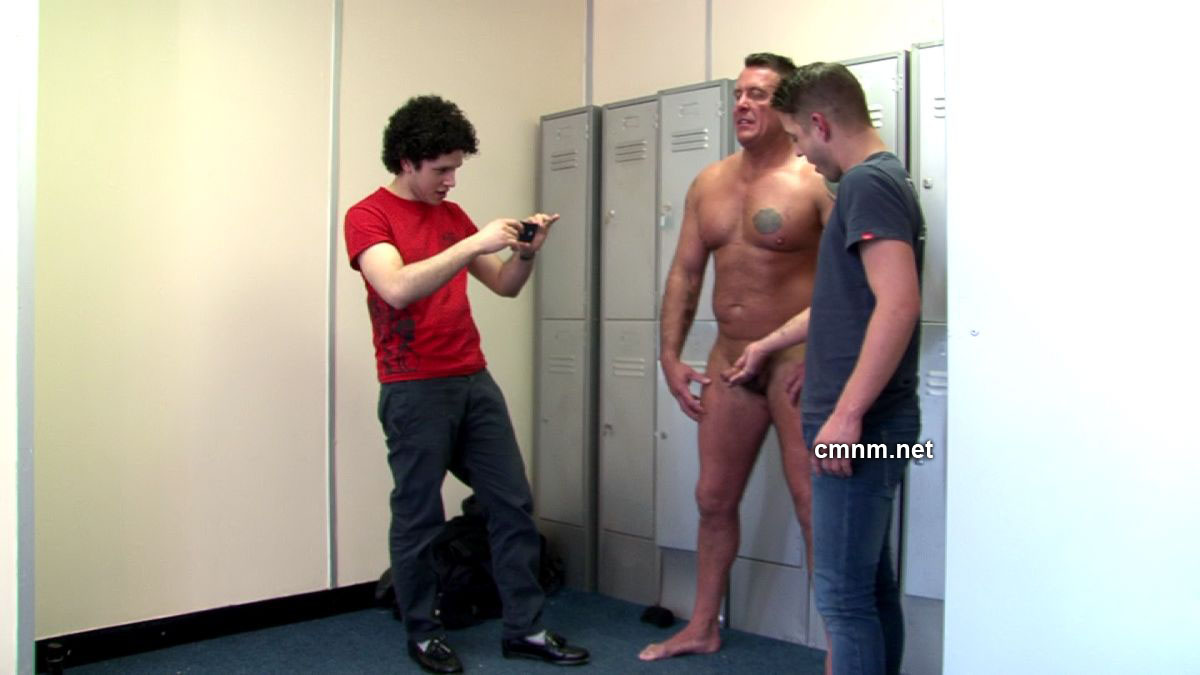 Gay nude medical fetish male group movie 2