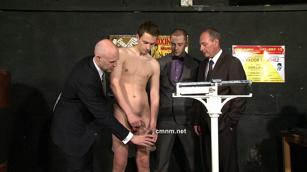 Nude Weigh In